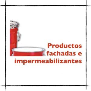 Productos para fachadas y antihumedad