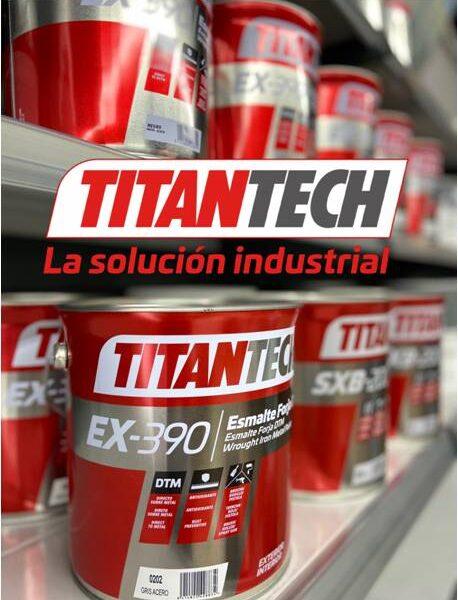 """TITANTECH """"La Solución Industrial"""""""